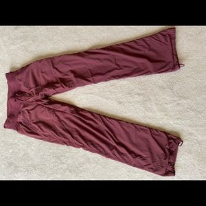 Lululemon Lined Studio Pants Discontinued 8 Reg